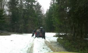 Prepreka na putu Foto: Nikolina Buljan